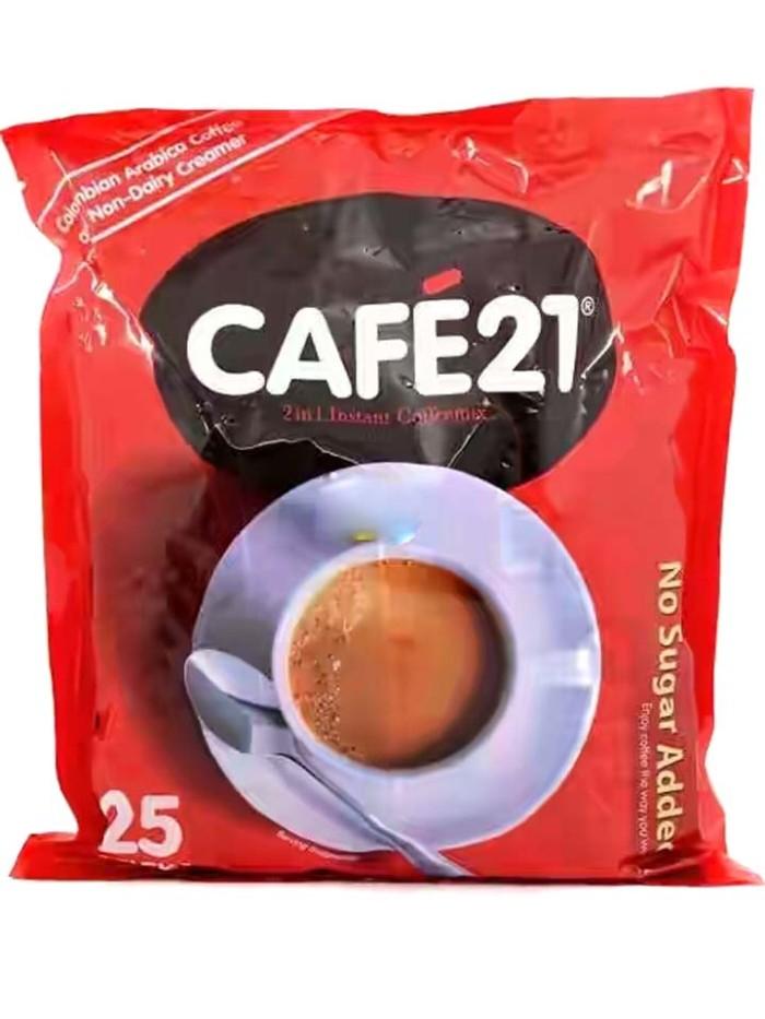 Foto Produk (21959) KOPI INSTANT CAFE 21 dari SWALAYAN MAJU BERSAMA