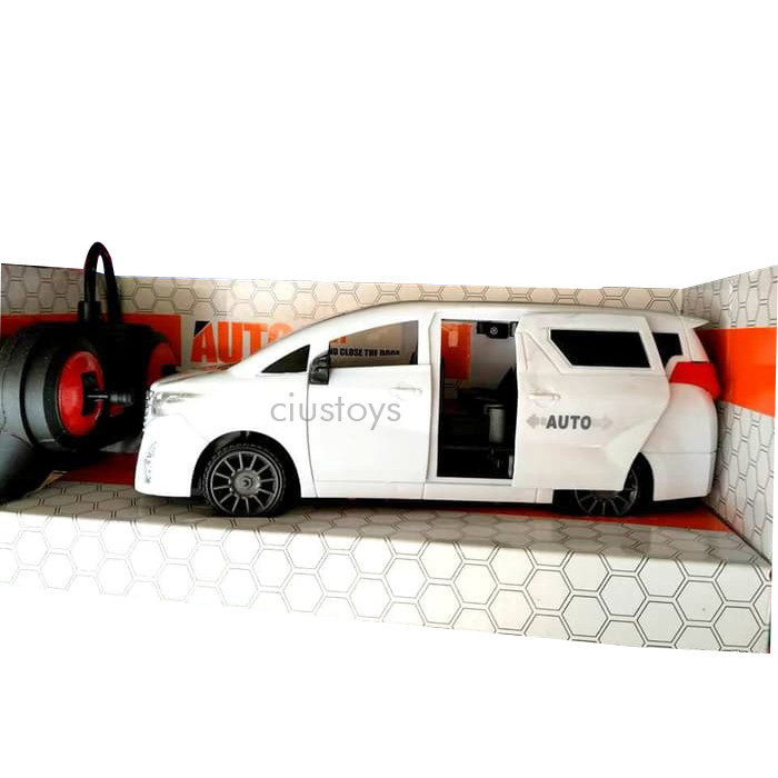 Jual Rc Mobil Alphard 118 Mainan Dan Koleksi Mobil Anak Putih Jakarta Barat Layla Topmarket Tokopedia
