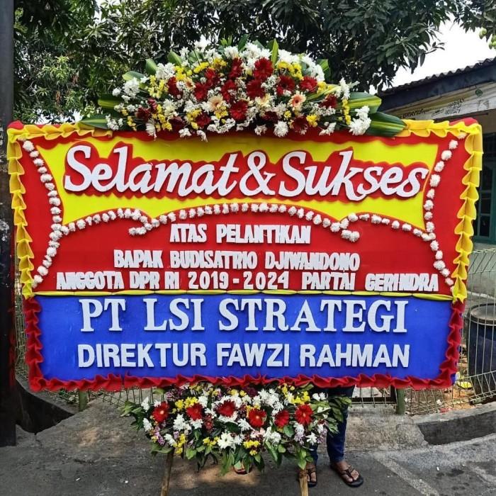 Jual Karangan Bunga Ucapan Grand Opening Jakarta Barat Golddiamond Tokopedia