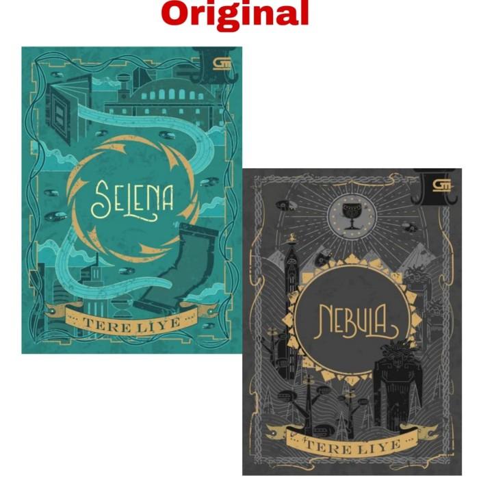 Foto Produk Paket 2 Novel Selena Dan Nebula Serial Bumi By Tere Liye dari Showroom Books