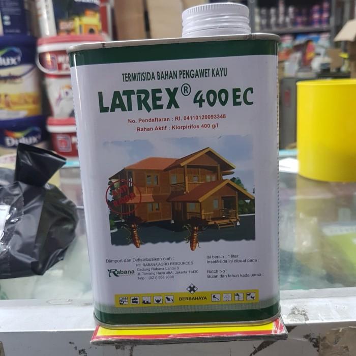 Foto Produk anti rayap Latrex 400 EC 1l 1liter 1 L liter obat rayap dari TB-ACC