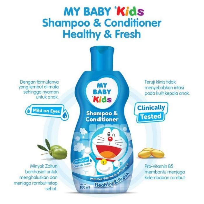 Jual Best Seller My Baby Kids Shampoo Conditioner 100 Ml Terlaris Kota Tangerang Ferdinanmarket 3 Tokopedia