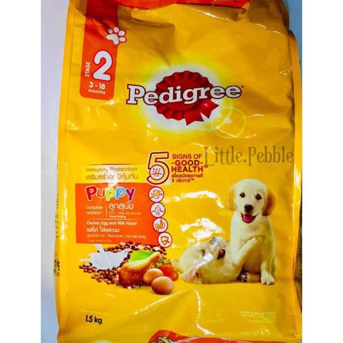Jual Terpopuler Pedigree Puppy Stage 2 Makanan Kering Anak Anjing Umur Jakarta Pusat Gv Collection Tokopedia
