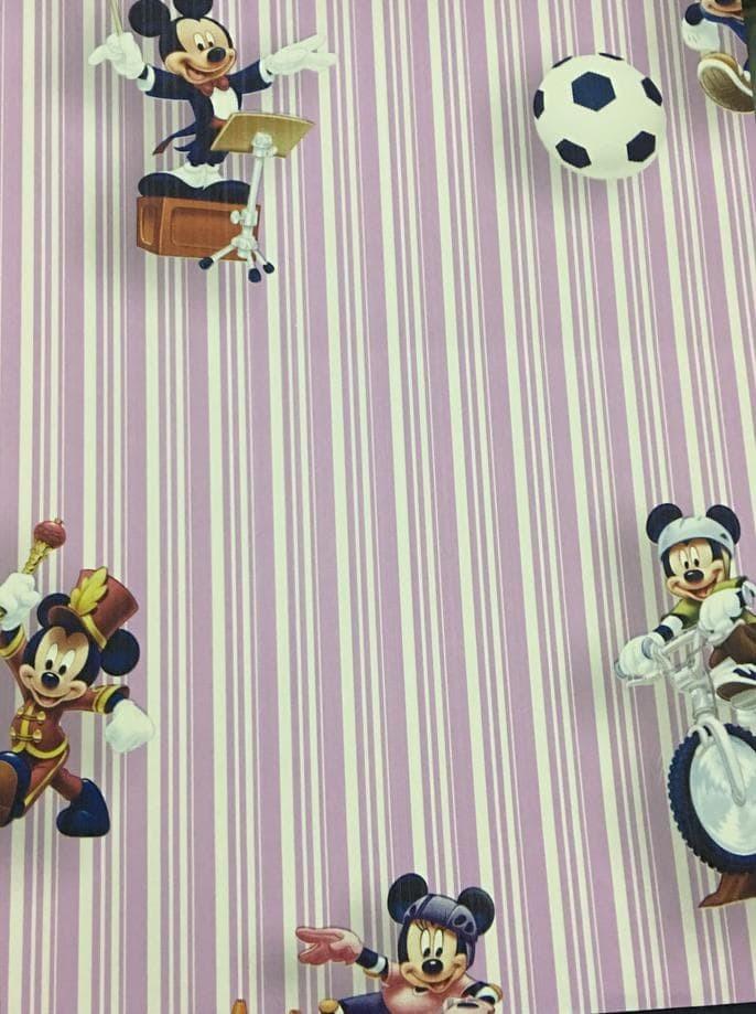Jual Perawang Wallpaper Dinding Mickey Mouse Jakarta Pusat Perawangindah Tokopedia