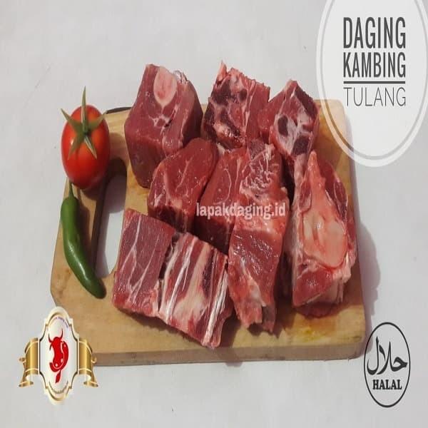 Foto Produk Daging Kambing Tulang @1000gram dari PD. BERKAH JAYA MEAT 88