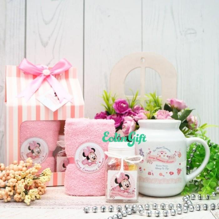 Jual Hampers Baby Souvenir Baby One Month Baby Born Jakarta Barat Eolin Gift Tokopedia