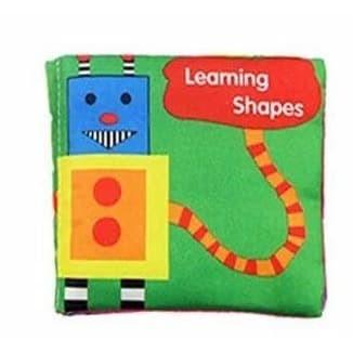 Foto Produk Softbook Shapes / Buku Bantal / Mainan Bayi / Buku Bayi dari ykn bekasi