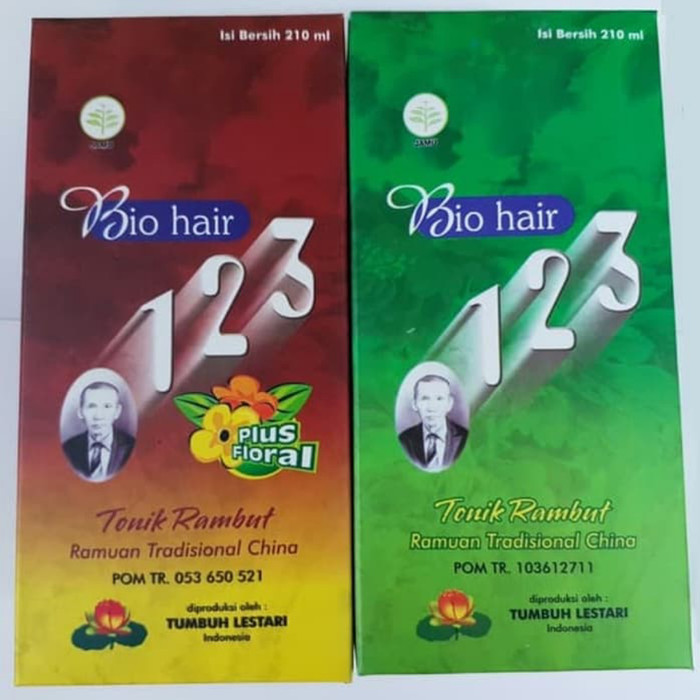 Foto Produk Bio Hair tonic 123 dari Bella 168 beauty shop