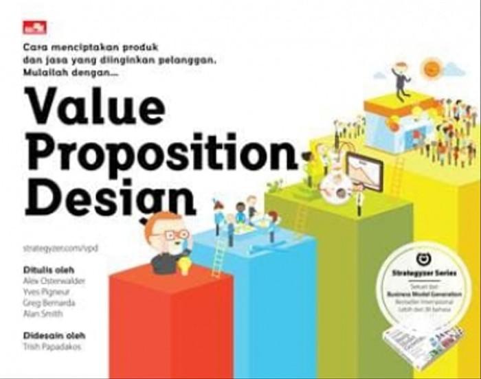 Jual Great Value Proposition Design Sekuel Business Model Generat Kota Surabaya Oktavianekorudiyanto Tokopedia