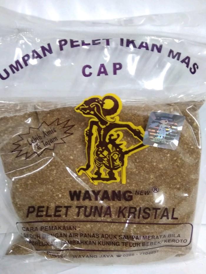 Jual Umpan Pancing Pelet Tuna Kristal Umpan Mancing Ikan Mas Cap Wayang Kota Bogor Denrostore Tokopedia