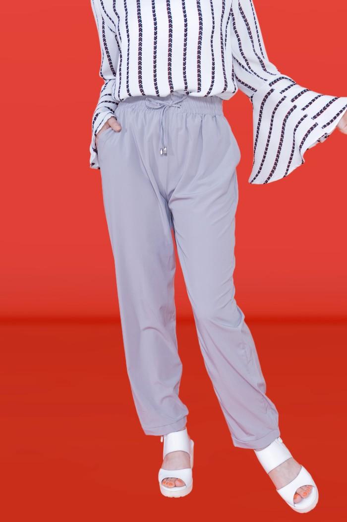 Foto Produk Kakuu Basic - Banding Waist Pull Up Pants dari Kakuu Basic