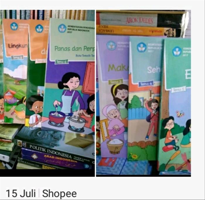 Jual Pintar Buku Tematik Terpadu Kelas 5 Sd Tema 1 Sampai 9 K 13 Kota Surabaya Trioprayogaherianto Tokopedia