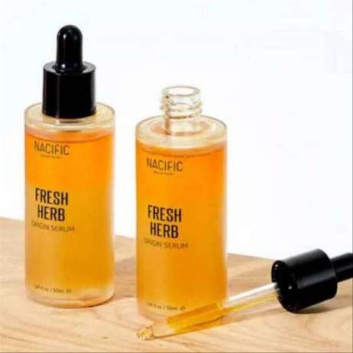 Foto Produk NACIFIC Natural Pacific Fresh Herb Origin Serum 50ml NEW dari Oswald11