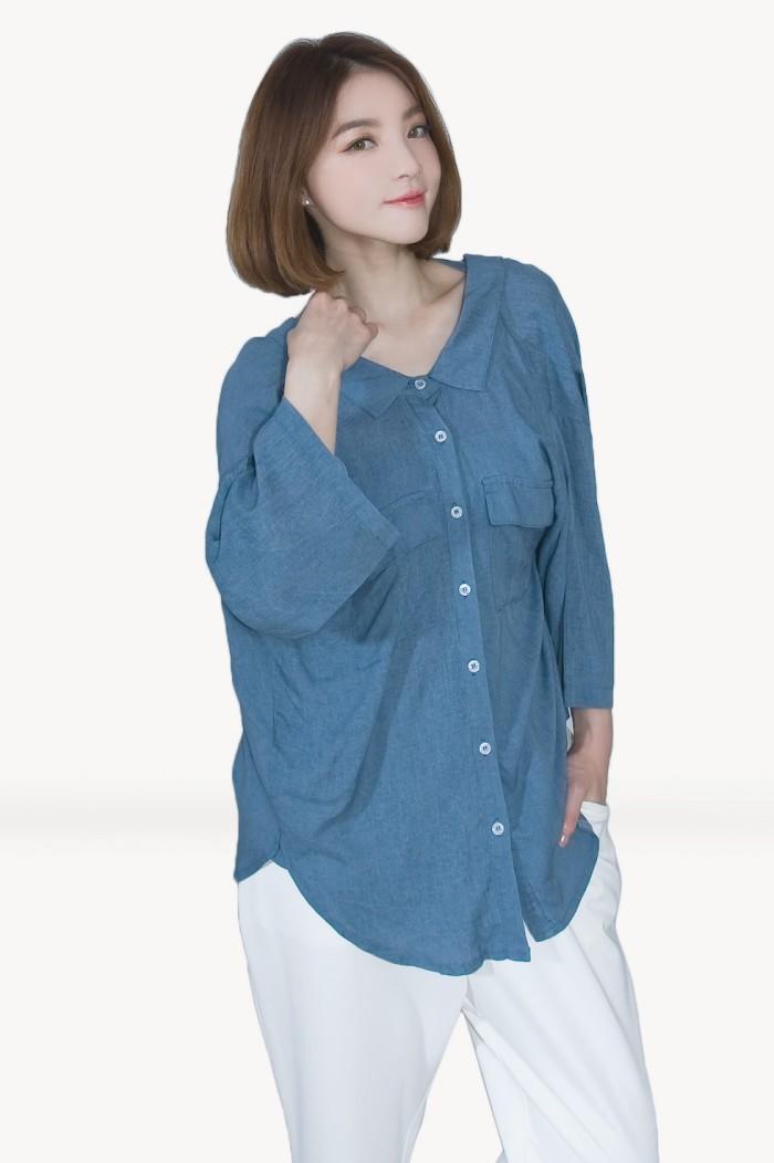 Foto Produk Kakuu Basic - Comfy Loose Shirt dari Kakuu Basic