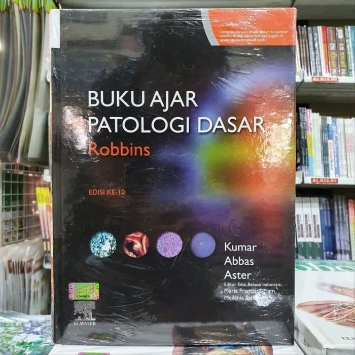 Download buku patologi robbins bahasa indonesia