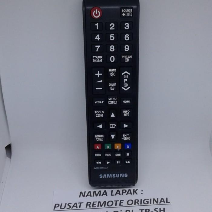 Foto Produk Remot Remote Tv LED Samsung 100% ORIGINAL ASLI dari Pusat Remot ORIGINAL