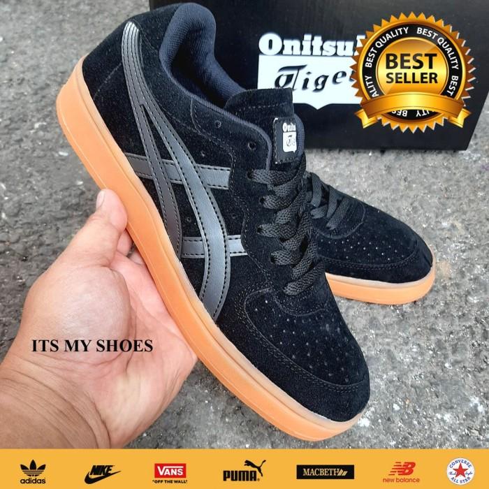 Foto Produk Sepatu Aslcs GSM Suede-Hitam Gum-Import - 39 dari IT'S MY SHOES JAKARTA