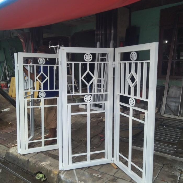 Jual Pagar Tralis Rumah Minimalis - Kota Bogor - Synergy Aluminium |  Tokopedia