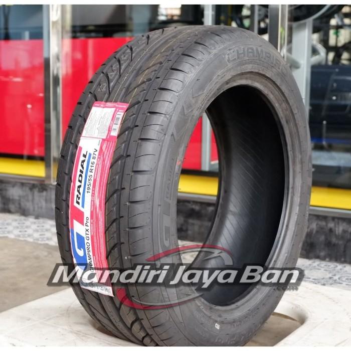 Jual Ban Gt Radial 195 55 R16 Champiro Gtx Pro Ring 16 Xgear Ertiga Sienta Kota Depok Mandiri Jaya Ban Com Tokopedia
