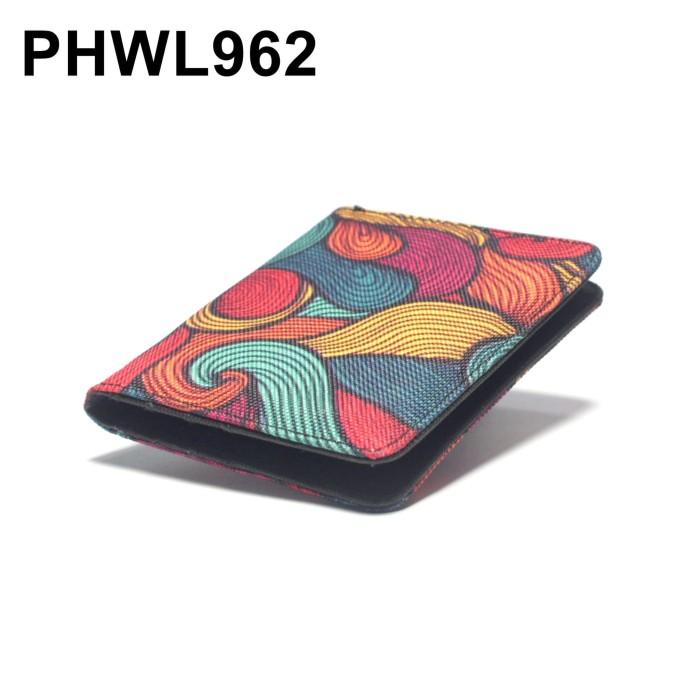 Jual Dompet Kartu Kain Simpel Model Lipat 8 Slot Kartu Card Wallet Phwl962 Kab Garut Philo Tokopedia