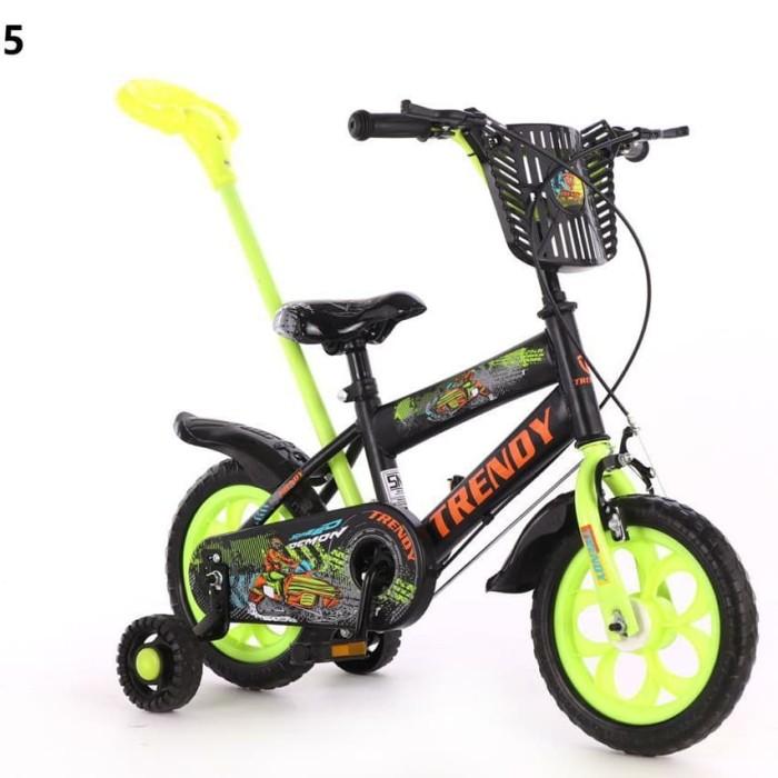 Foto Produk Sepeda anak 12 morison tongkat dari kedaisepeda888