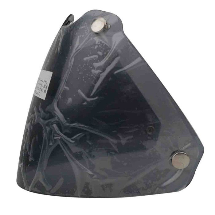 Foto Produk Arai Visor Kaca Helm Classic New Competition Shield Smoke [1507] dari Arai Indonesia