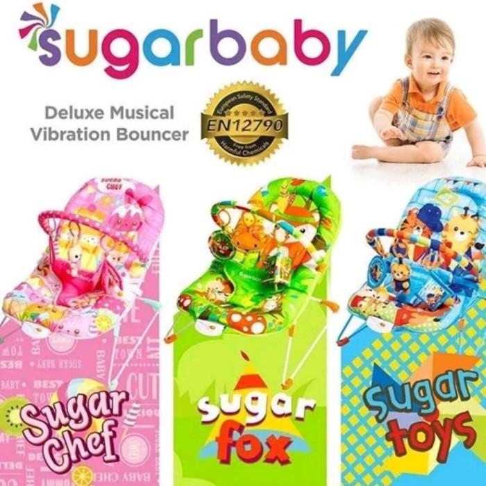 Foto Produk bouncer sugar baby musical dari Ibrahim111