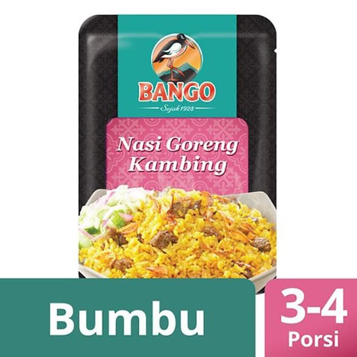 Foto Produk Bango Bumbu Nasi Goreng Kambing 40Gr dari Unilever Official Store