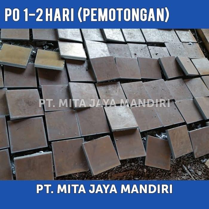 Foto Produk Plat Besi SS400 2mm x 300mm x 450mm dari Sedia Teknik