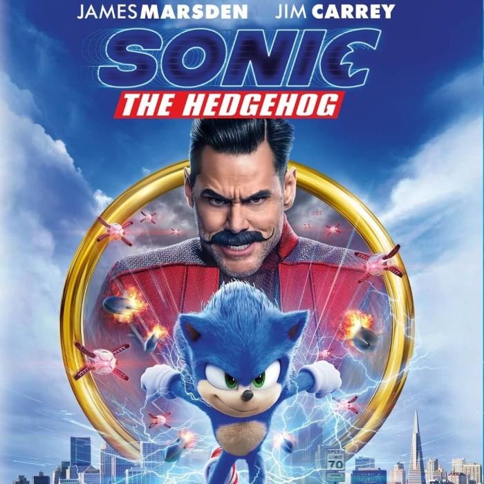 Jual Sonic The Hedgehog 2020 Hd Dts Jakarta Utara Lazy Atomic Tokopedia
