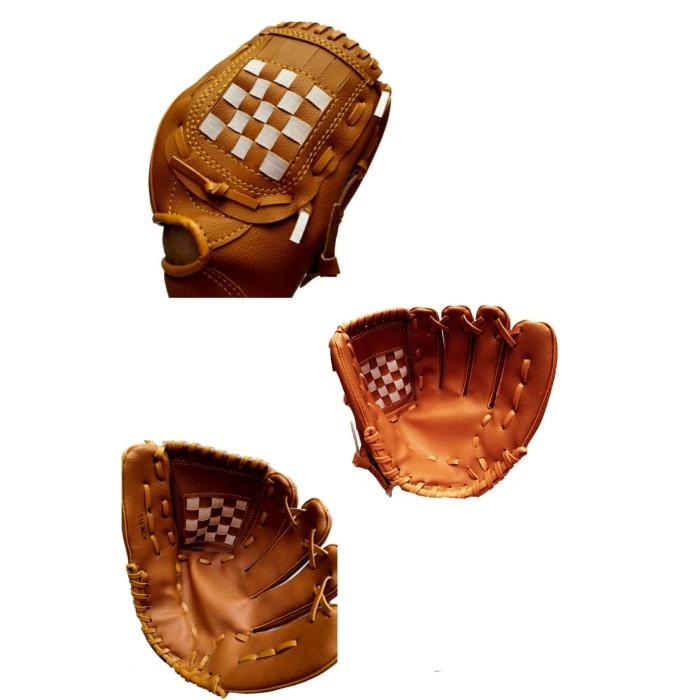 Foto Produk sarung tangan softball baseball coklat 11.5 dari Pusat Grosir OLAHRAGA