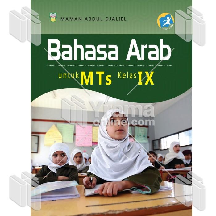 Foto Produk BUKU BAHASA ARAB UNTUK MTs KELAS IX dari Yrama Widya Online