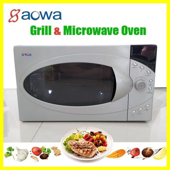 Foto Produk Gojek / Grab Only Aowa Alat Microwave Oven Grill Masak Dapur AW-3088 dari Iyesh Online Store