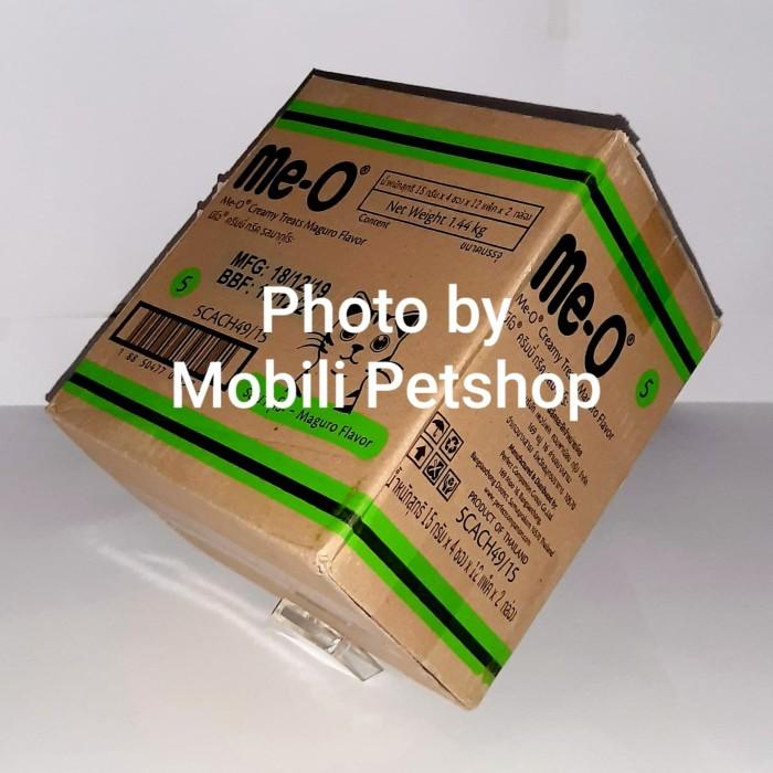 Foto Produk Meo Creamy Maguro Flavor ( Carton ) dari Mobili Petshop