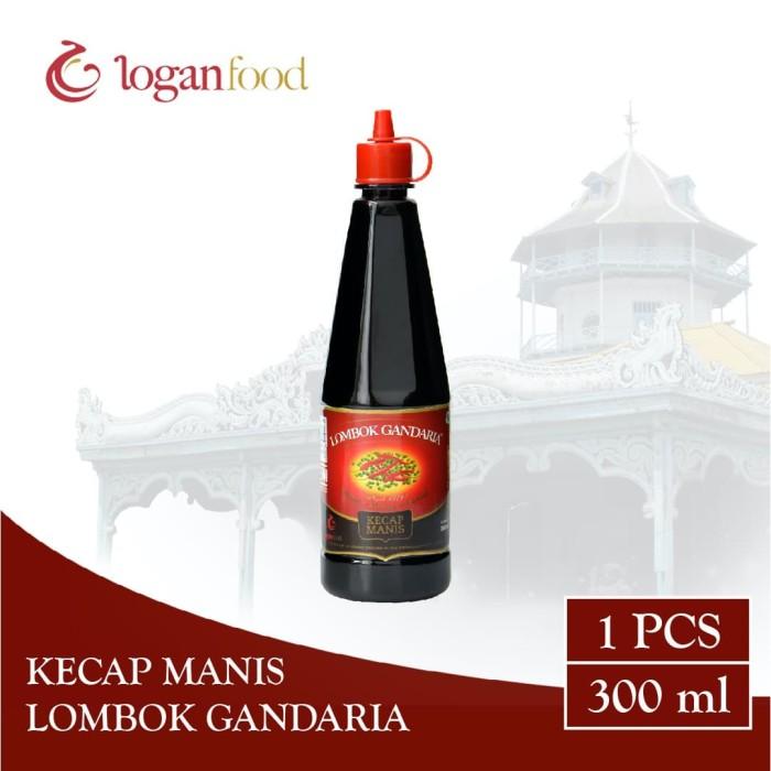 Foto Produk Kecap Manis Lombok Gandaria Botol PET 300 ml dari Lombok Gandaria