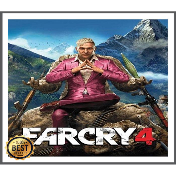 Jual Unik Far Cry 4 Gold Edition All Dlc Limited Jakarta Barat Erwin Shop02 Tokopedia