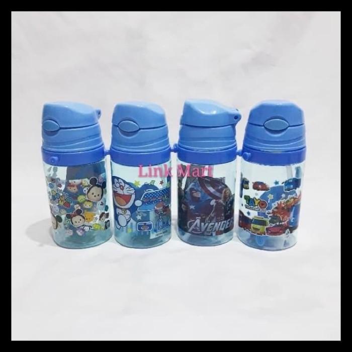 Jual Botol Minum Anak 350ml Bpa Free Hk Doraemon Frozen Kuda Poni Avenger Kab Bekasi Pearl Swanson Tokopedia
