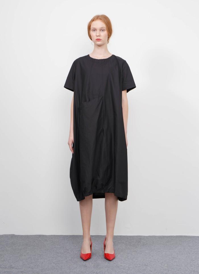 Foto Produk Eugenie Dress - Black Bobo Tokyo dari Bobo Tokyo