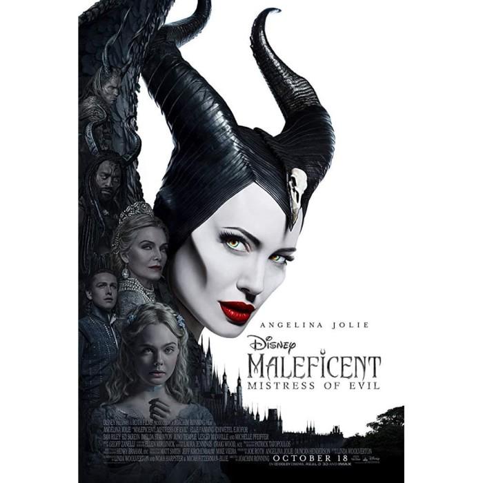 Jual Dvd Maleficent Mistress Of Evil 2019 Jakarta Barat Warungdvdbojong Tokopedia