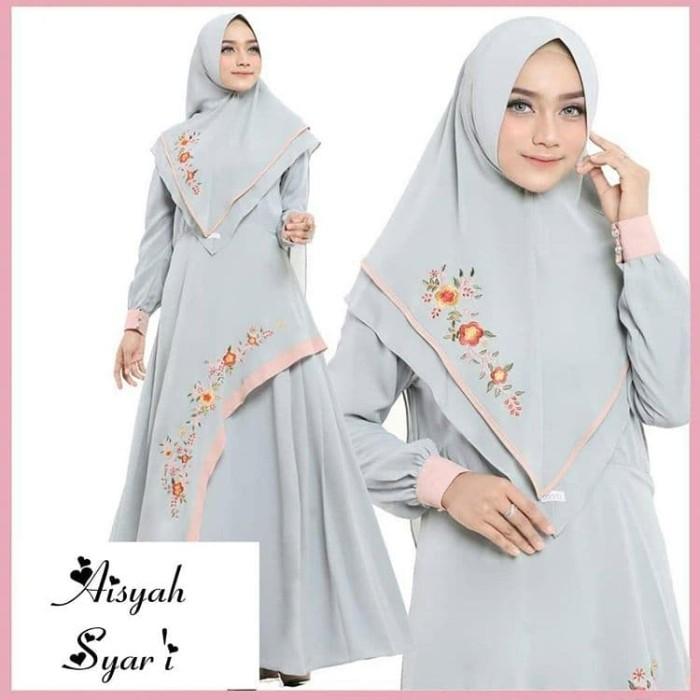 Foto Produk Baju Gamis Terbaru / Azhari Syar'i / Gamis Wanita dari dafa_olshop