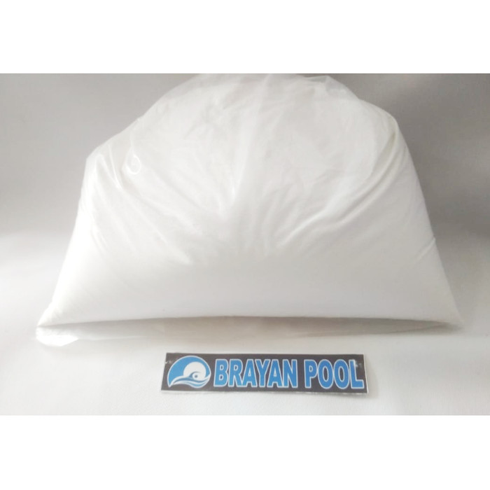 Foto Produk Kaporit Bubuk / Powder 60% 1 Kilo dari Brayan Pool