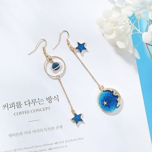 Foto Produk anting model korea panjang dari Firmanshoponline