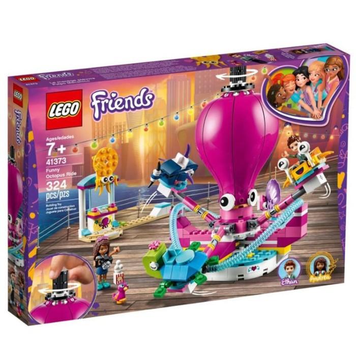 Jual LEGO FRIENDS - 41373 - Funny Octopus Ride - Jakarta ...