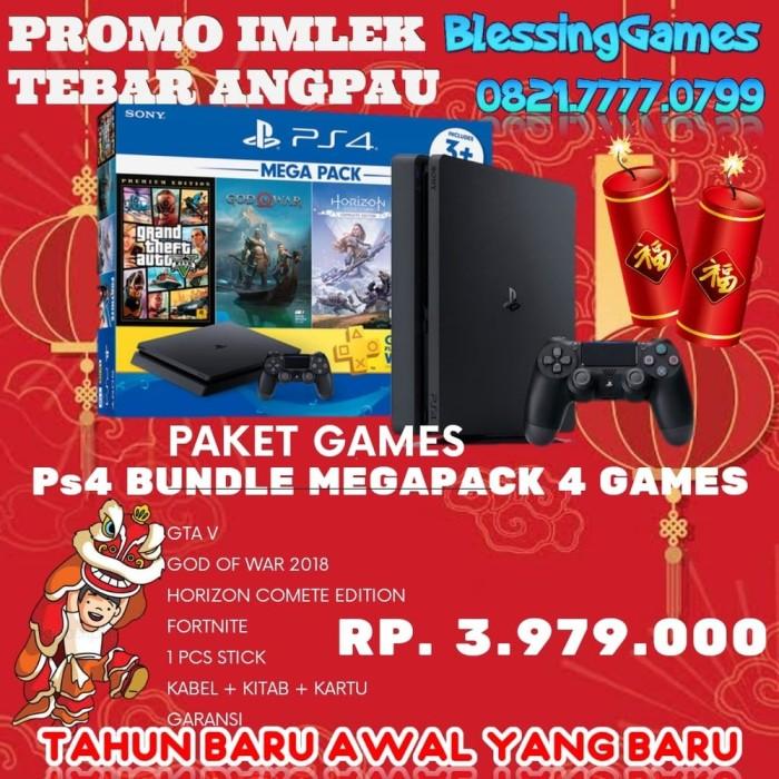 Jual Ps4 Slim 1tb Gratis 4 Game Promo 12 12 Kota Surabaya Ifantistore2020 Tokopedia