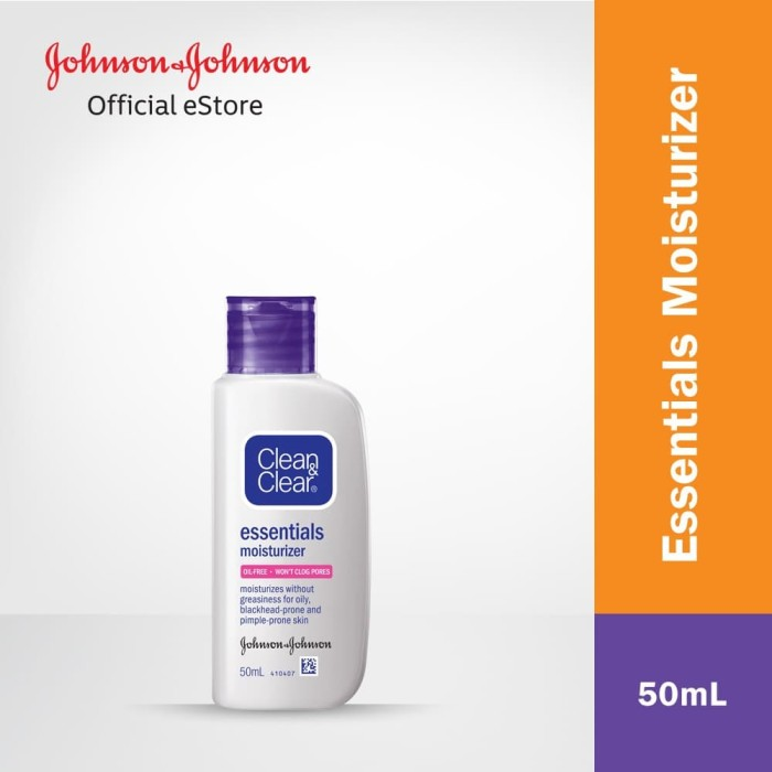 Foto Produk Clean & Clear Essentials Moisturizer 50ml dari Johnson & Johnson
