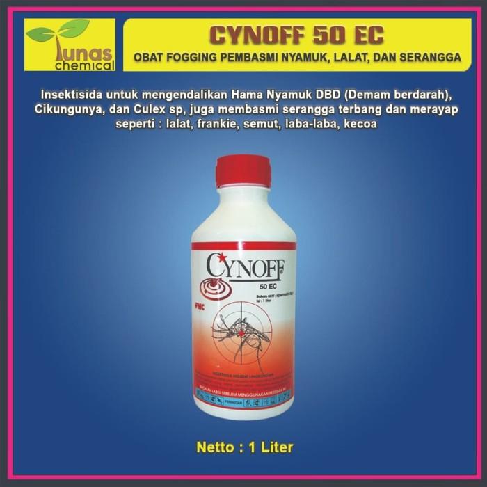 Jual Cynoff 50 Ec Chemical Fogging Untuk Membasmi Berbagai Jenis Nyamuk Kota Bekasi Tunas Chemical Tokopedia