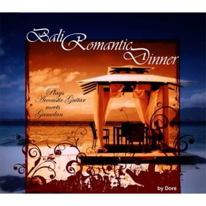 Jual Cd Bali Romantic Dinner Acoustic Guitar Meets Gamelan Kota Surabaya Creative Disc Tokopedia