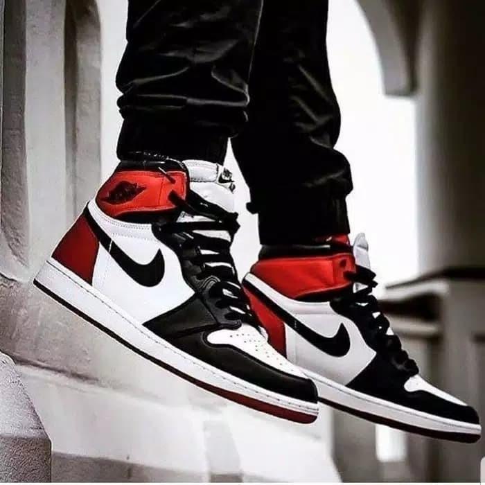 Oral Composición gato  Jual Sepatu Nike Jordan Premium Original - Hitam Merah, 39 - Jakarta  Selatan - pray_shoes   Tokopedia