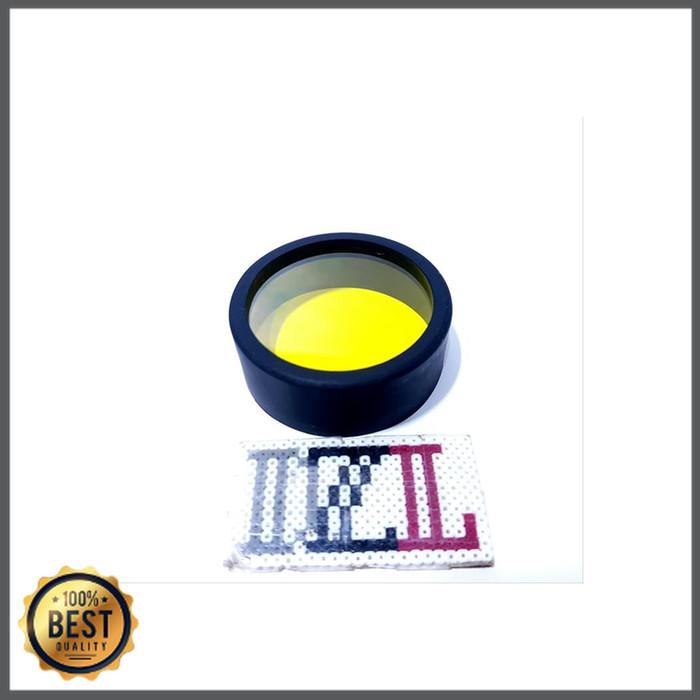 Foto Produk mika kuning lampu tembak cree l4x 40 watt l6x 60 watt l9x 90 watt dari erzapart jaya
