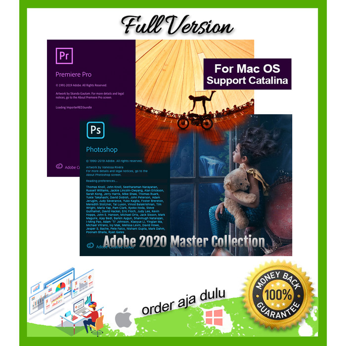 Master Collection For Mac Os